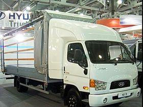 Вид 0: Hyundai HD78 тентованный шторный