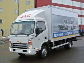 Вид 0: Jac Motors N75 изотермический