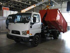 Вид 0: Hyundai HD 78 мультилифт