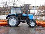 Беларус 82.1 уборочная машина с погрузочным оборудованием ГР-01