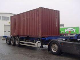 Вид 0: Wielton NS3 P40 контейнеровоз