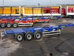 NS3 P45R1 М2 контейнеровоз
