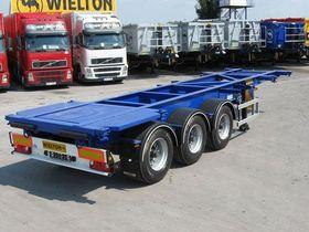 Вид 0: Wielton NS3 P20 P30 контейнеровоз