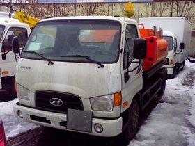Вид 0: Hyundai HD78 автотопливозаправщик