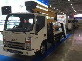 Вид 0: Jac Motors N56 АГП 21 New Eurosky