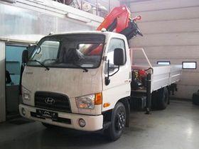 Вид 0: Hyundai HD 78 КМУ PK8500A Palfinger