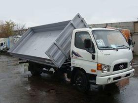 Вид 0: Hyundai HD 78 самосвал